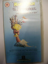 MONTY PYTHON AND THE HOLY GRAIL [1975] VHS –  Classic Comedy – John Cleese