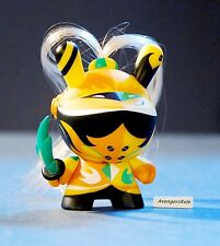 Dunny 2014 Art of War KidRobot Patricio Oliver Yellow 1/20 Rarity