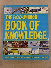 The Bookplanet Book of Knowledge by Belinda Gallagher (Hardcover) Homeschool