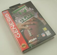 Sega Genesis - NFL Quarterback Club - Brand New Factory Sealed