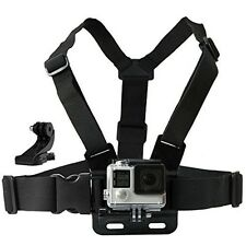 Chest Mount Harness belt Accessories for Gopro SJCAM SJ4000 Go Pro Action camera