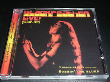 CD.BLACKFEATHER.LIVE SUNBURY.72+7 BONUS LP  BOBBIN THE BLUES. PRE AC/DC.REMASTE
