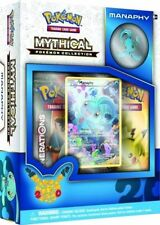 Manaphy Mythical Collection Booster Box POKEMON Generations Pack 20 Anniversary