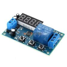 High Performance Digital LED Delay Timer Module Switch Control Relay DC 24V