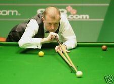 Steve Davis Snooker Legend Action 10x8 Photo
