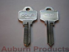 NA6 / NA25 NP  NATIONAL LOCK KEY BLANK / 10 KEY BLANKS / FREE SHIPPING / DISC