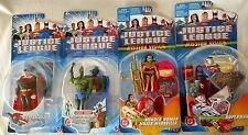 JUSTICE LEAGUE SUPERMAN MARTIAN MANHUNTER WONDER WOMAN MATTEL DC COMICS 2003