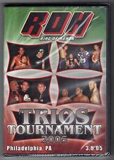 Ring of Honor - Trios Tournament 2005 - Philadelphia, PA - 3.5.05