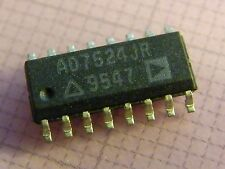 AD7524JR CMOS 8-Bit Buffered Multiplying DAC, Analog Devices