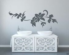 maritime deko wandtattoos wandbilder f r badezimmer ebay. Black Bedroom Furniture Sets. Home Design Ideas