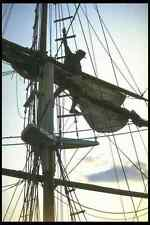 metal sign tall sail boats ship 257009 the black pearl skipper in the rigging a4