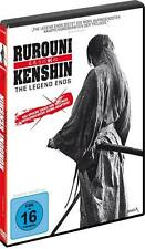 DVD * RUROUNI KENSHIN - THE LEGEND ENDS * NEU OVP DVD