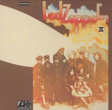 LED ZEPPELIN 'LED ZEPPELIN II' (Remastered) 180g VINYL LP (2014)