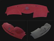 LHD Sun Dash Board Cover Mat red wine For 07 13 Hyundai Veracruz : ix55