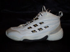 ADIDAS SILK Basketball Shoe original 1990s still excellent wearable Sz 11 (290)