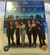 Friends Complete Collection Season 1-10 Blu-Ray, 21 Discs Blu Ray