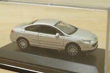 Schuco 25173 voiture Peugeot 407 coupé en gris métalisé neuf en BO