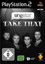 Playstation 2 SINGSTAR TAKE THAT * 25 HITS Neuwertig