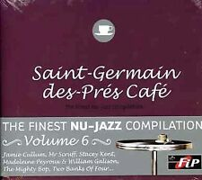 Saint-Germain-Des-Prés Café, Vol. 6 (CD, May-2005, P...
