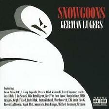 Snowgoons : German Lugers CD (2007)