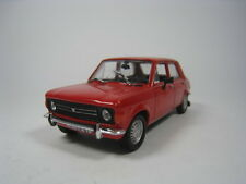 ZASTAVA 1100 1/43 IXO DEAGOSTINI (RED) WITH BLISTER