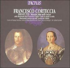 Frienze - 1539 Music For The Wedding Of The Duke Of Florence [CD New]