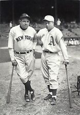 JIMMY FOXX AND BABE RUTH CLASSIC BEFORE GAME TALKING BASEBALL