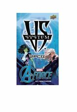 A-FORCE Marvel VS System 2PCG Card (All New) Game ENGL.OVP Brettspiel Upper Deck