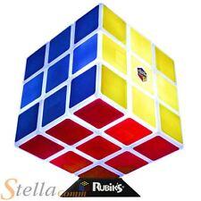 Rubiks Cube Clair Officiel Entièrement Fonctionnel Torsion Nouveauté Rétro Geek