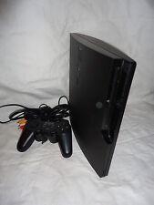 PS3 Slim Konsole von Sony 320GB + Controller