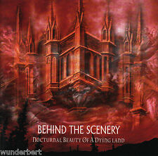 *- CD - BEHIND the SCENERY - NOCTURNAL beauty of a DYING land - Metal (1997)