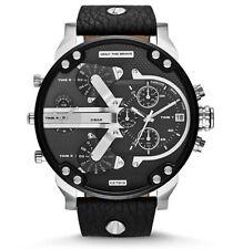 Reloj De Pulsera Hombre Deportivo Casual Analógico Correa Negro Watch Men