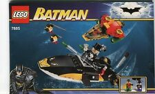 Lego Batman Robin's Scuba Jet 7885 Attack of The Penguin New Sealed