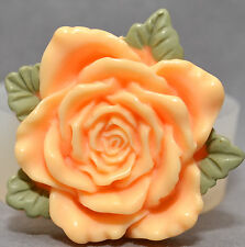ROSE ilicone Mould - sugarcraft polmer clay fimo resin plaster flower soap mold