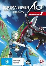 Eureka Seven Ao Collection 2 NEW R4 DVD