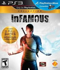 inFamous Collection - Playstation 3 Game Only