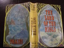 J.R.R.TOLKIEN - THE LORD OF THE RINGS, 1969, FIRST INDIA PAPER EDITION.