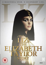 LIZ - THE ELIZABETH TAYLOR STORY - DVD - REGION 2 UK