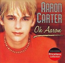 Aaron Carter Oh Aaron New Sealed CD