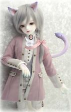 1/4 BJD doll Cheshire Cat _boy human body FREE FACE UP+EYES