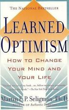Learned Optimism: How to Change Your Mind and Your Life Seligman, Martin Paperb
