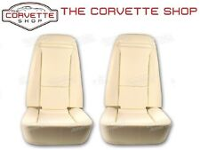 C3 Corvette Seat Foam Set 1970-1974 - Back and Bottom Pair 7221