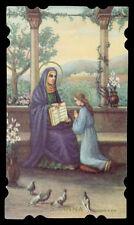 santino-holy card*ediz. NB n.R/3078 S.ANNA