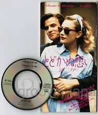 """JENIFFER Welcome To The Edge JAPAN 3"""" CD SINGLE TODP-2298 Free S&H/P&P"""