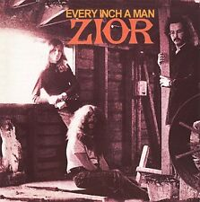 ZIOR - Every Inch A Man. New CD + Sealed