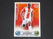 FELIX BORJA FSV MAINZ TOPPS MATCH ATTAX PANINI FOOTBALL BUNDESLIGA 2009-2010
