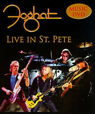 FOGHAT LIVE IN ST. PETE DVD 2013