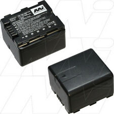 7.4V 1.05Ah Replacement Battery Compatible with Panasonic VW-VBN130E-K