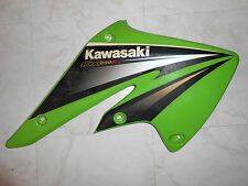 KAWASAKI 2004 KX250 ENGINE RADIATOR SHROUD RIGHT SIDE