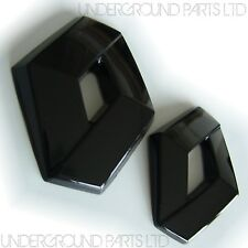 BLACK BADGES COVERS - RENAULT MEGANE MK3 RENAULTSPORT RS 250 CUP COUPE 2.0T dCi